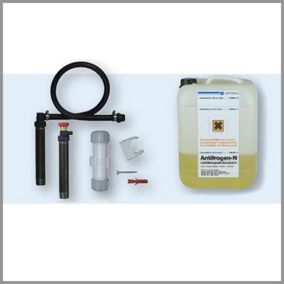 Leak Monitoring, Leak Protection, Alarm Units