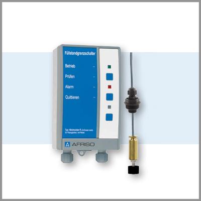 Level Switches -Minimelder-R and Maximelder-R