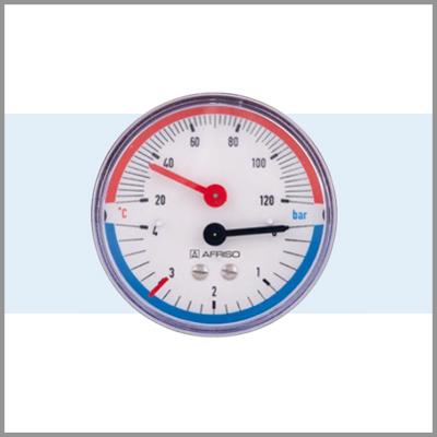 Domestic Pressure Gauges