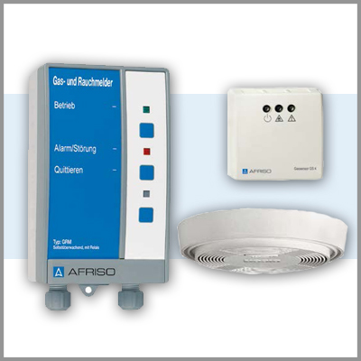 Gas Alarm Systems