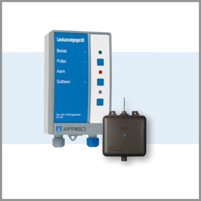 Leak Monitoring, Leak Protection, Alarm Units