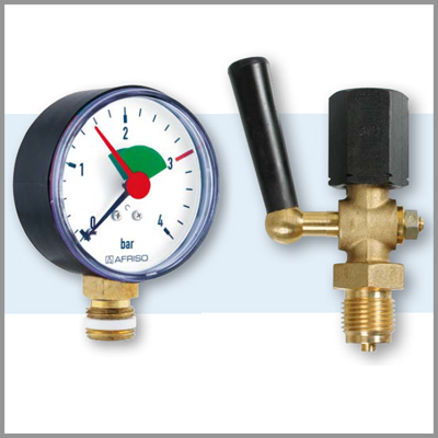 Domestic Pressure Gauges