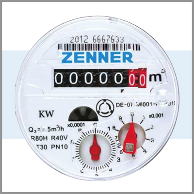 Apartment Water Meters