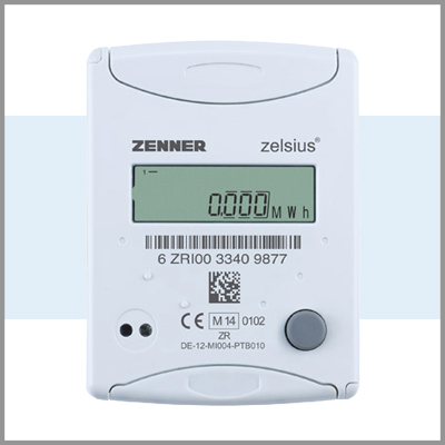 Heat & Cooling Meters